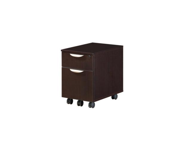 Locking Mobile Box/File Pedestal