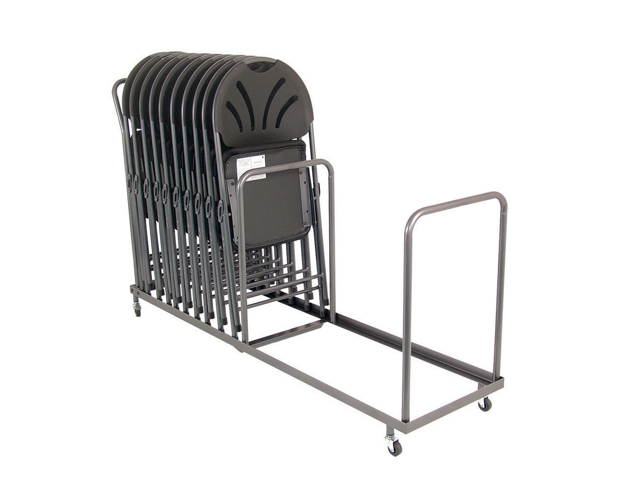Linkable Folding Chair Dolly Source Office Furniture