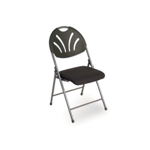 Linkable Padded Folding Chair