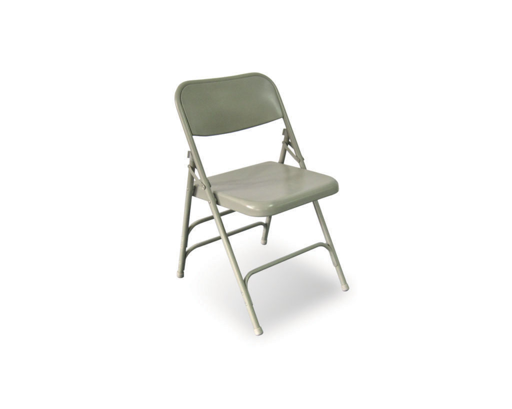 Commercial Grade Steel Folding Chair