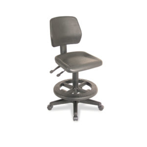 Industrial Drafting Chair