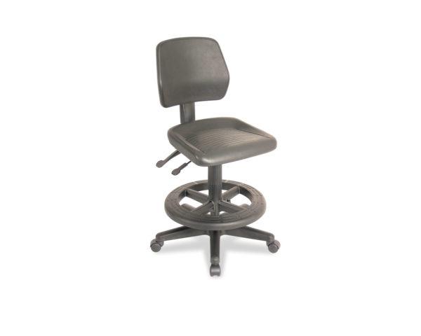 Industrial Drafting Chair