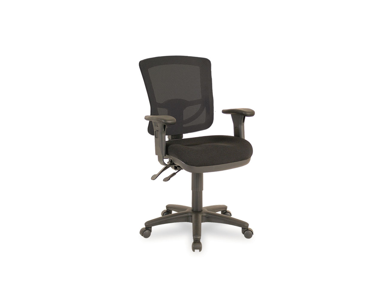 Lovan Mesh Task Chair With Arms