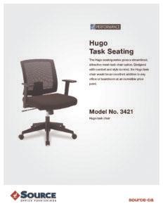 Hugo Tilter Chair Specifications