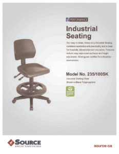 Industrial Series Specifications