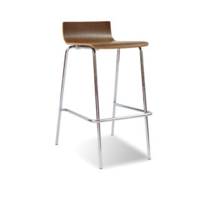 Bleeker Street Low Back Bistro Chair