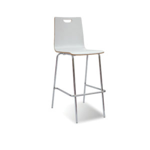 Bleeker Street High Back Bistro Chair