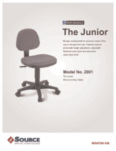 The Junior Specifications