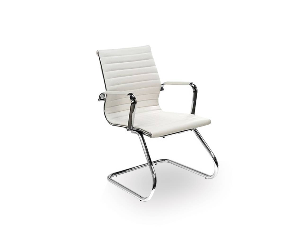 Nova Guest Chair with optional arm sleeves
