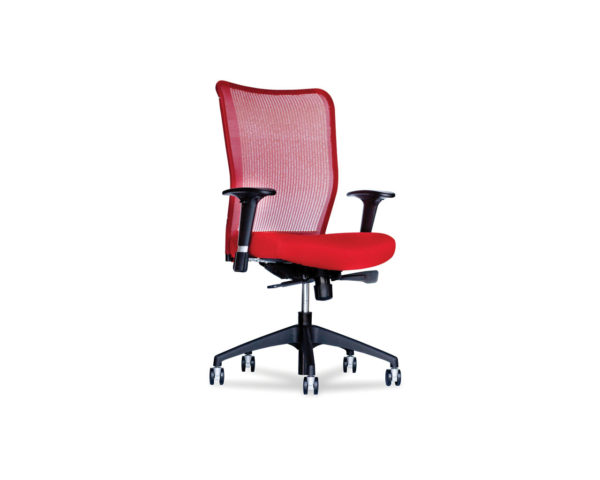 Chromatic Medium Back Chair