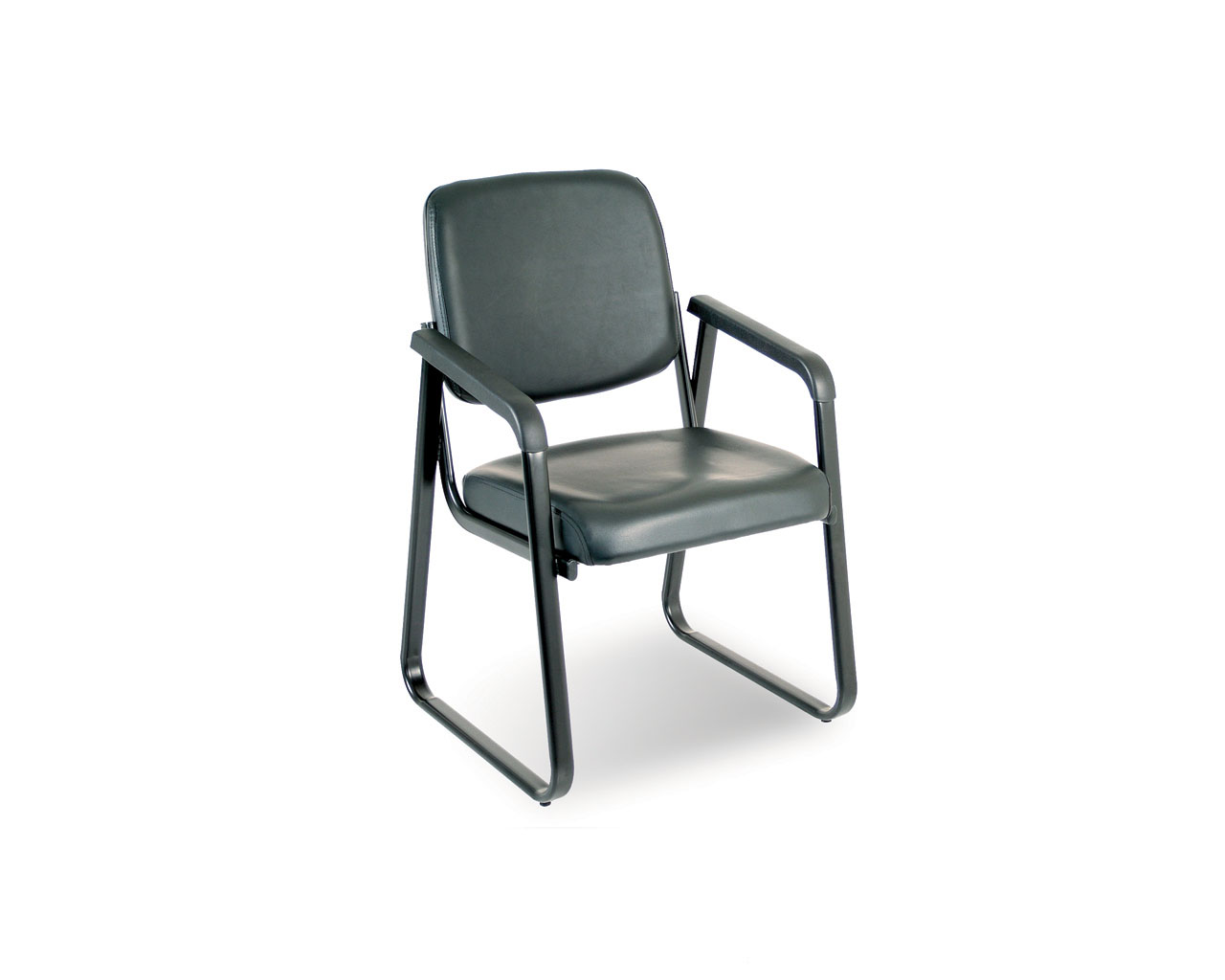Ashton Guest Chair in Bonded Leather