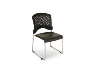 Agenda Linkable Stacking Chair