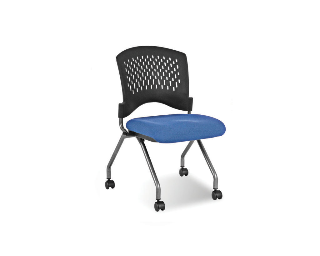 Agenda Nesting Chair Without Arms
