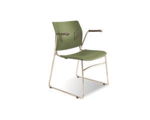 Tela Guest Chair with Arms