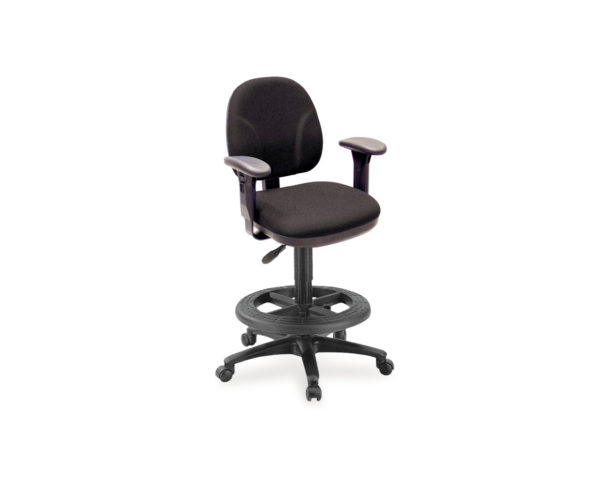Comformatic Drafting Chair with Arms