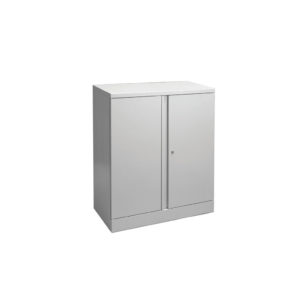 "Heavy Duty 40""H Storage Cabinet"
