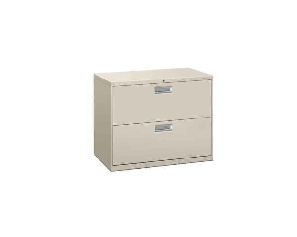HON Two Drawer Lateral File