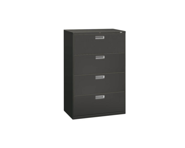HON Four Drawer Lateral File