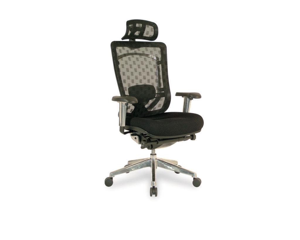 Focus Chair with Optional Headrest