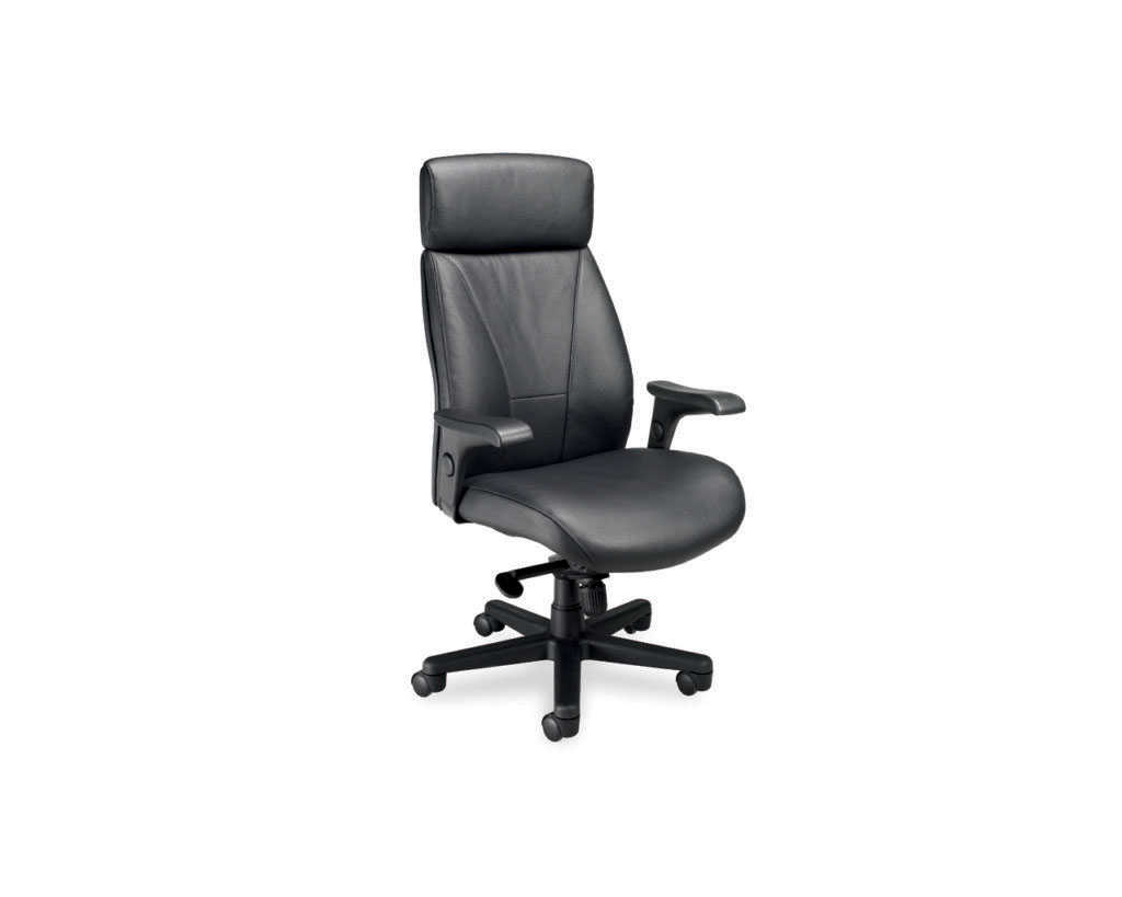 Presider High Back Chair