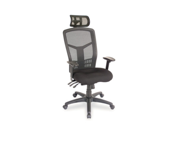 CoolMesh High Back Chair with Optional Headrest