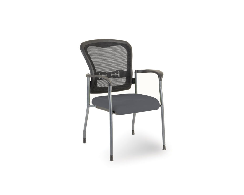 Spice! Stacking Mesh Chair in Grey