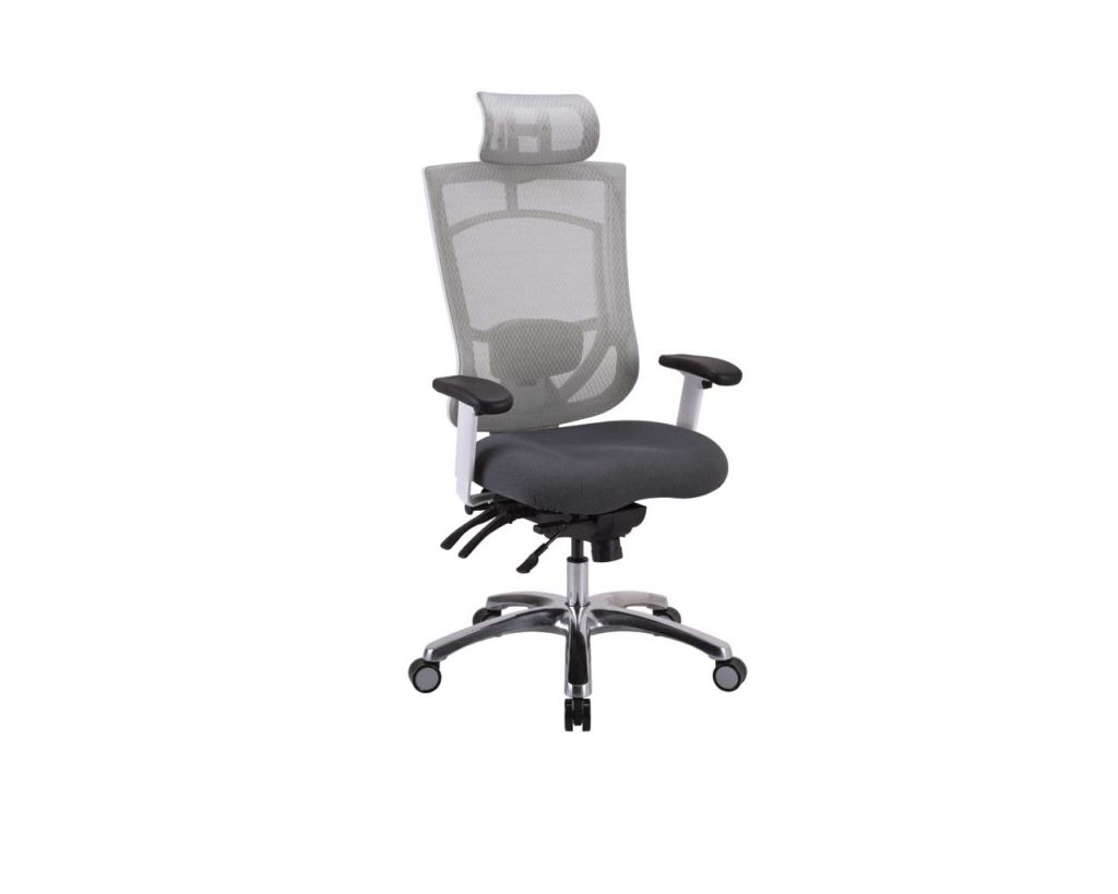 CoolMesh Pro Plus with Headrest - Grey