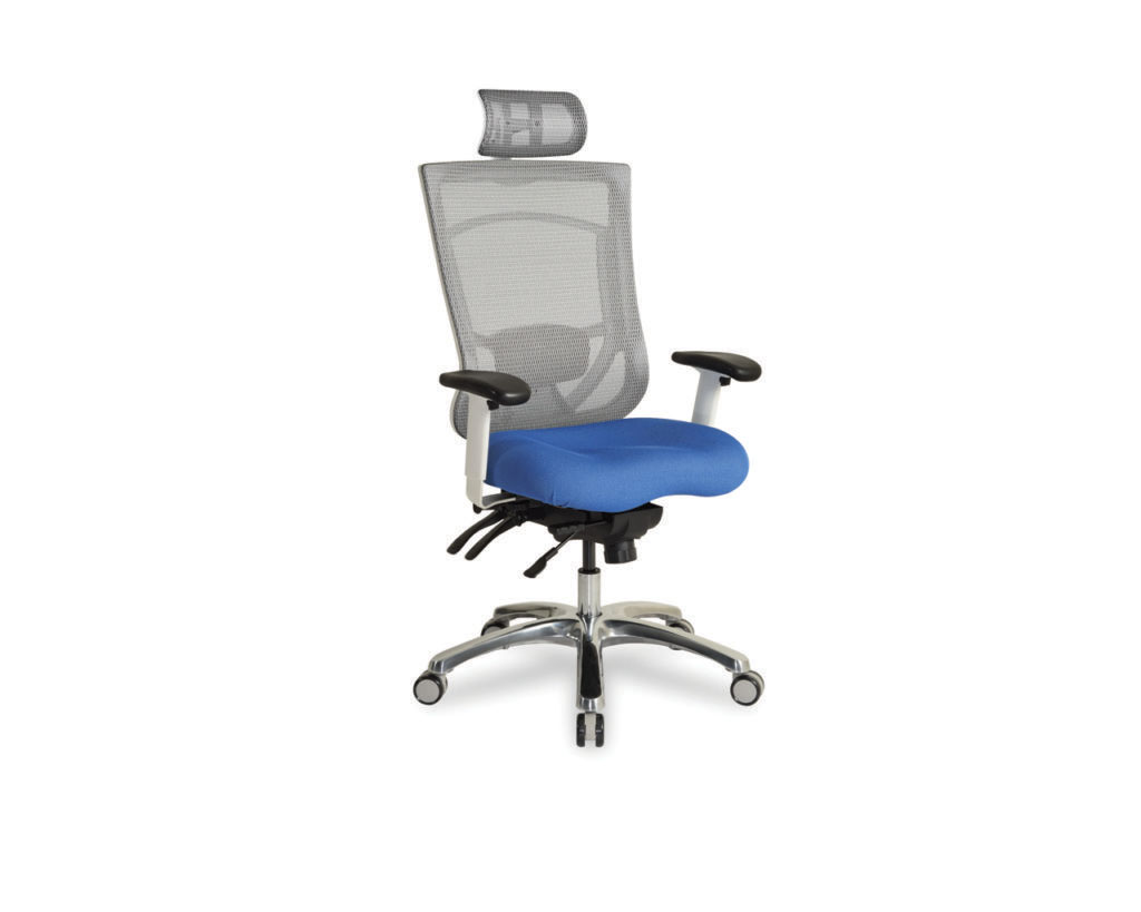 CoolMesh Pro Plus High Back with Optional Headrest