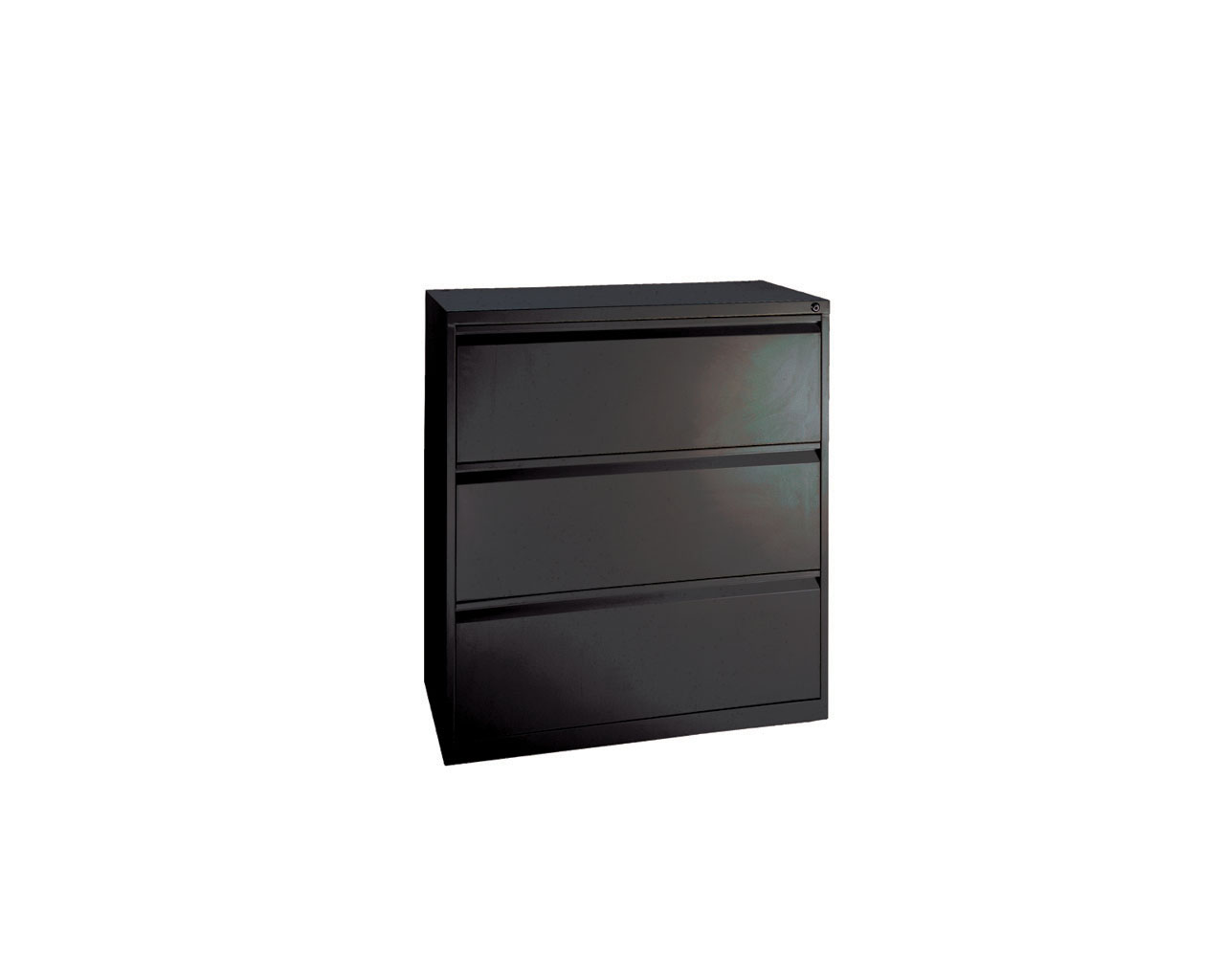 Steelwise Three Drawer Lateral File