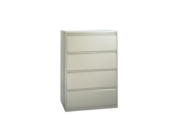 Steelwise Four Drawer Lateral File