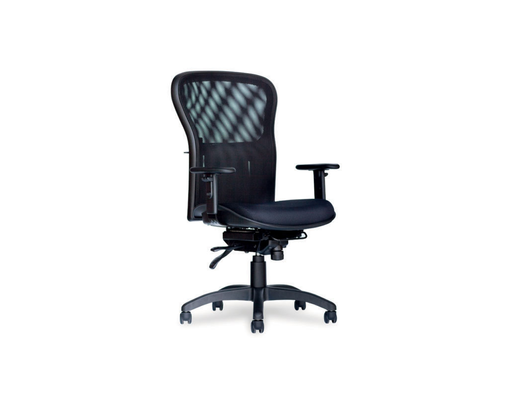 Enduro Heavy Duty High Back Chair