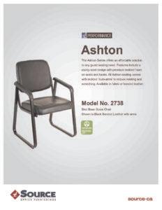 Ashton Series Specifications