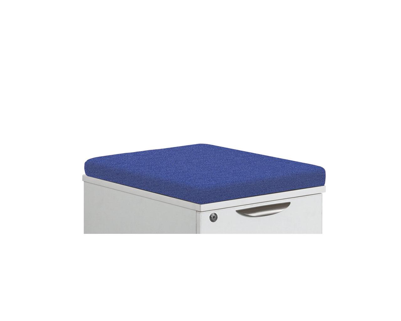 Blue Pedestal Cushion