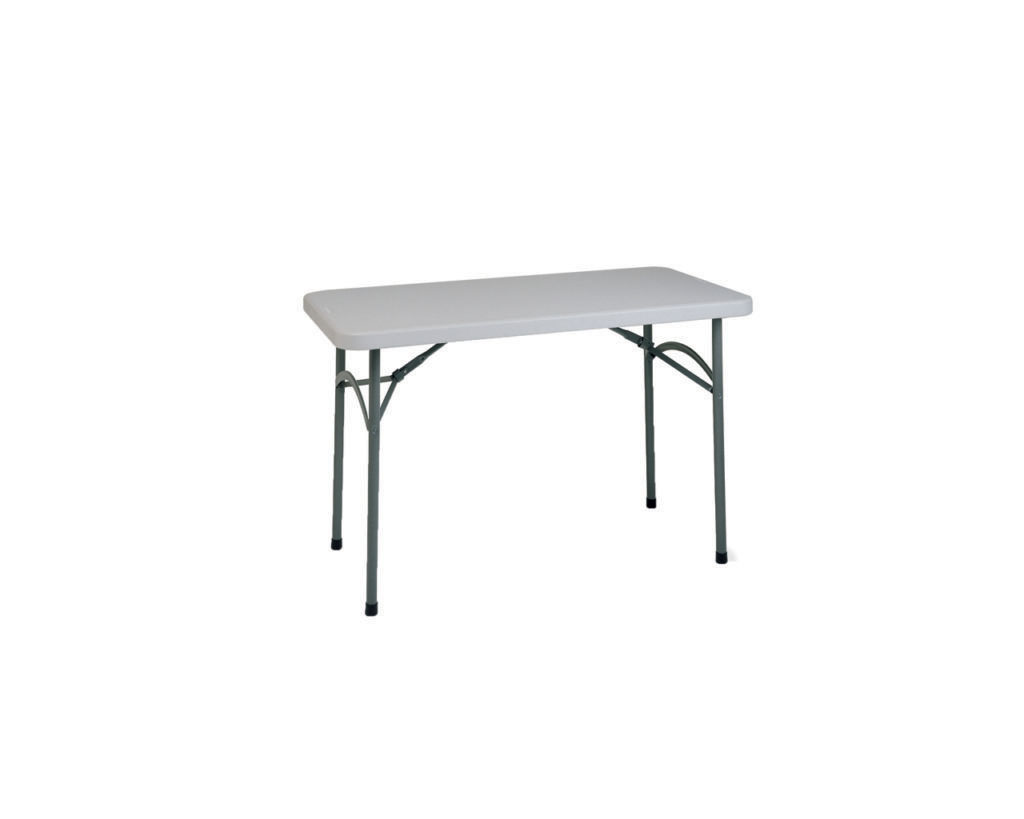 "24"" x 48"" Rectangular Folding Table"