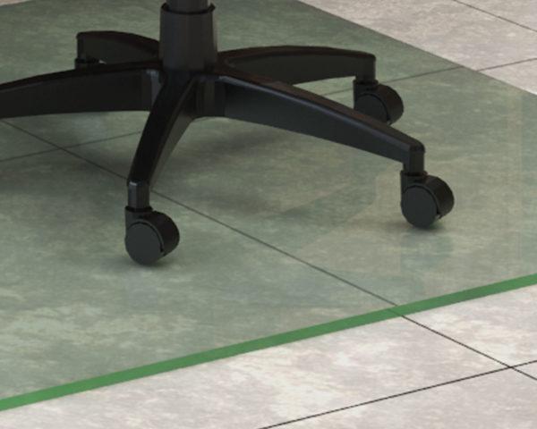 Glass Chairmat