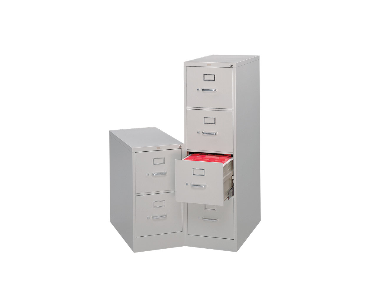 Image of: Hon Vertical Filing Cabinets