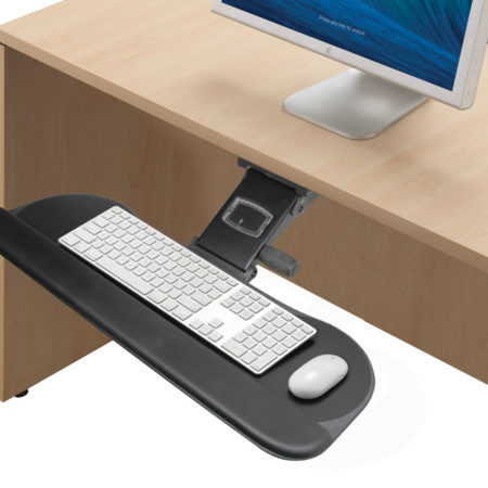 Heavy Duty Articulating Keyboard Tray