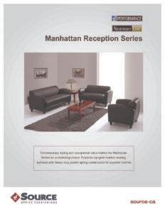 Manhattan Reception Series Specifictions