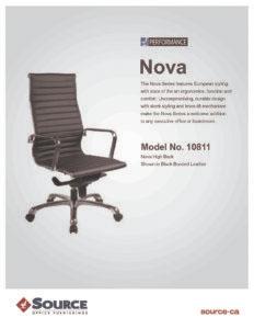 Nova Series Specifications