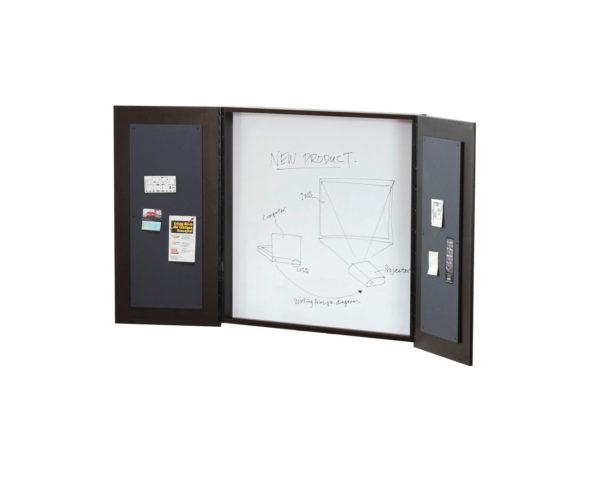 Classic Whiteboard Cabinet