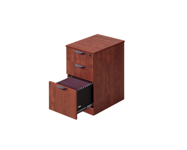 Classic Three Drawer Mobile File