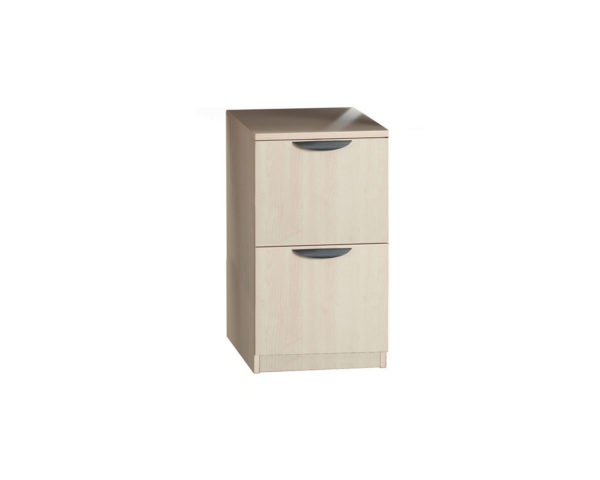 Classic Two Drawer Mobile File