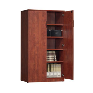 Locking Double Door Storage Cabinet