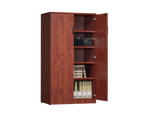 Locking Double Door Storage Cabinet