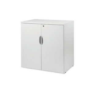Locking Double Door Cabinet