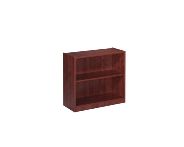 Two Shelf Classic Bookcase