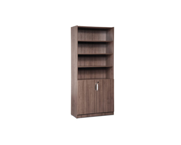 Classic Heavy Duty Bookcases with Optional Door Kit