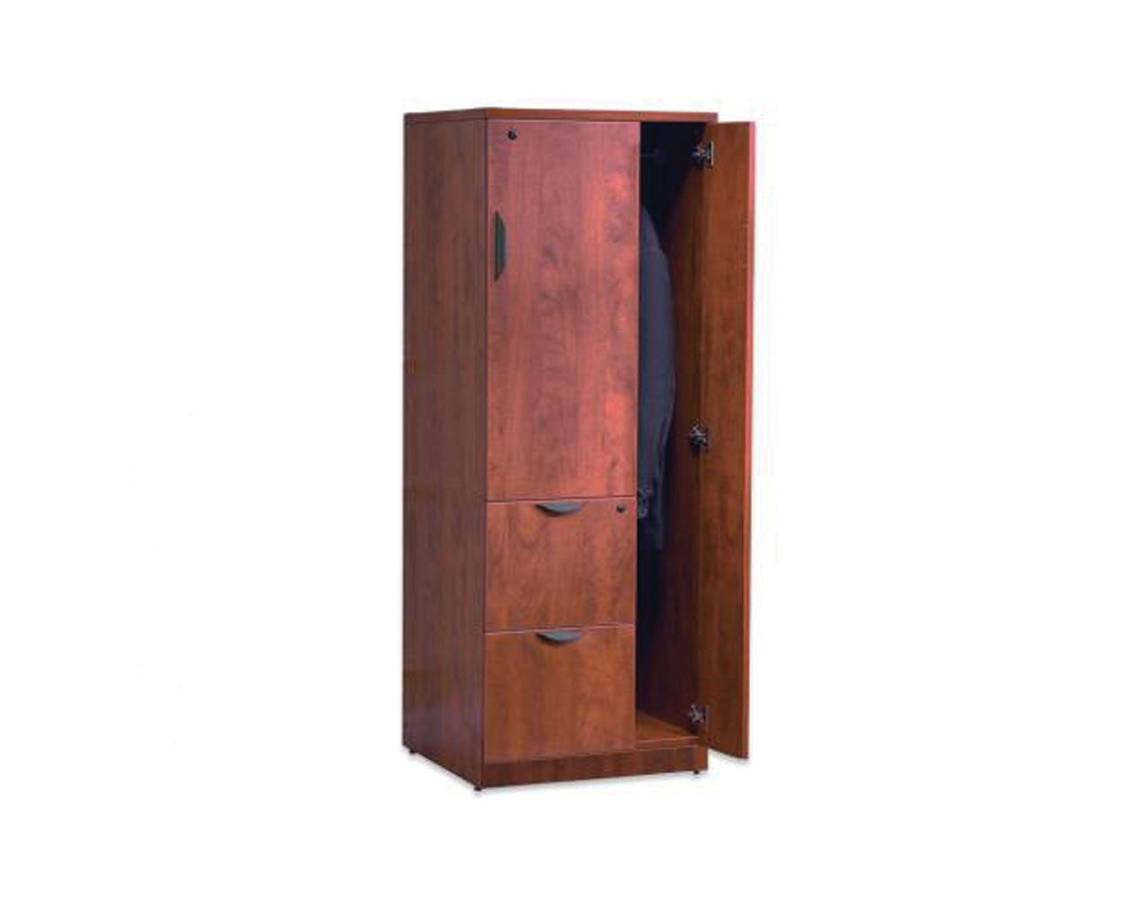 Classic Locking Double Door File/Wardrobe Storage Unit