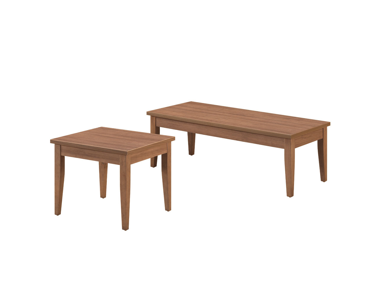 Classic Coffee Table and End Table