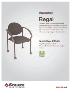 Regal Series Specifications